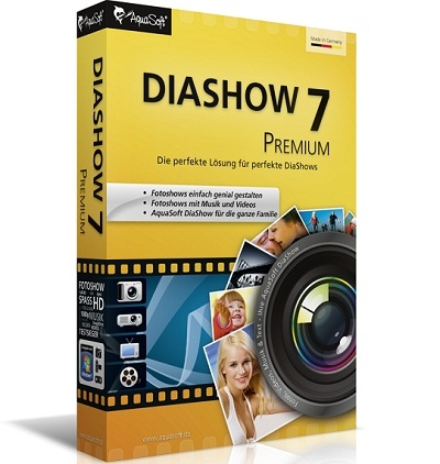 AquaSoft DiaShow & SlideShow 7 Premium MULTiLANGUAGE - RESTORE+Portable